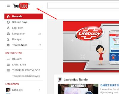 Cara mencari free music bebas copyright di youtube