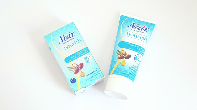 Nair Nourishing Argan Oil Collection Review