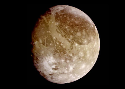 Water on outer moons of the solar system raise questions for cosmic evolution
