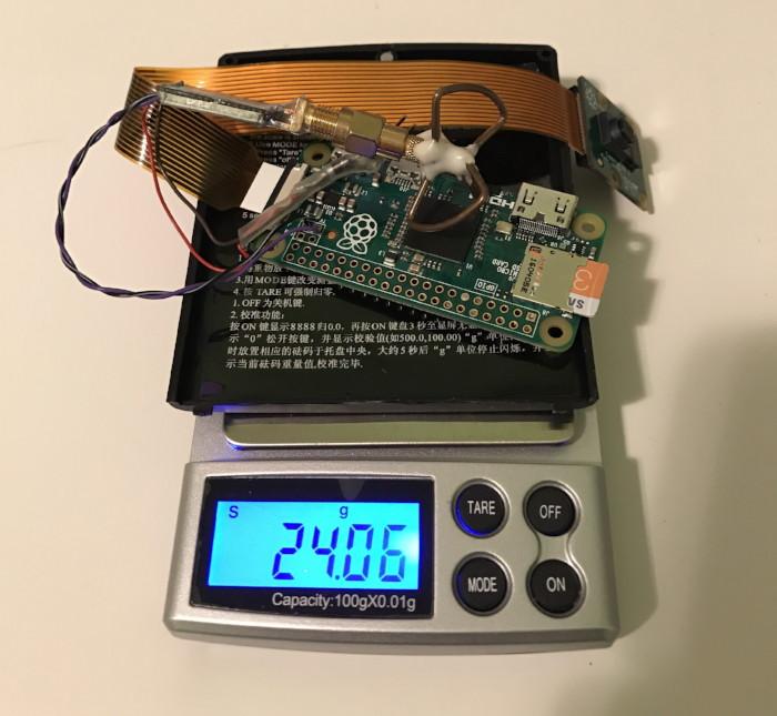 raspberry pi quadcopter fpv osd