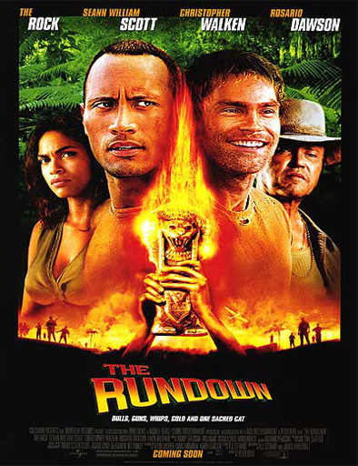 Ver El tesoro del Amazonas (The Rundown) (2003) Online