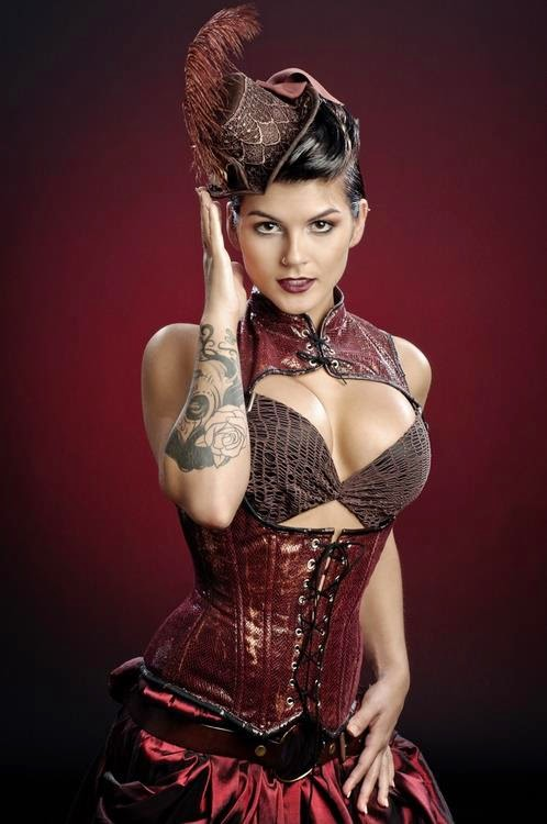 Hot steampunk girls nude healthy!