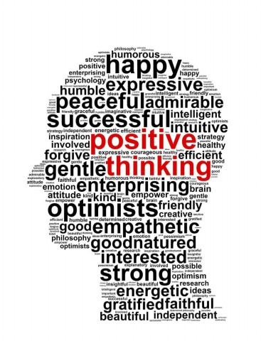 تكلّم بإيجابية