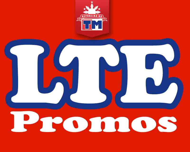 TM LTE Promo