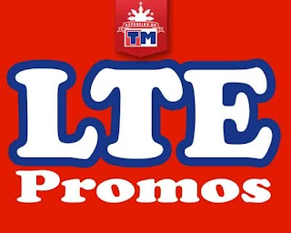 TM LTE Internet Promo – All Offers from 1 day, 1-week up to 30 days