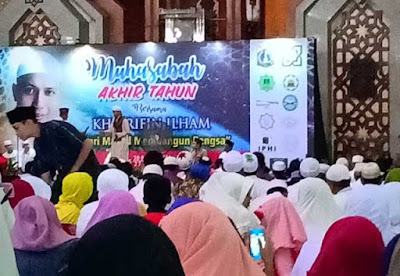 Muhasabah Akhir Tahun 2018 di Islamic Center Jakarta