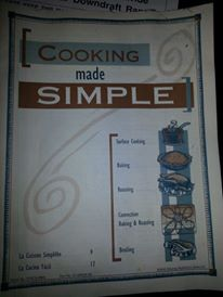 positively puzzled cooking made simple booklet for jenn air