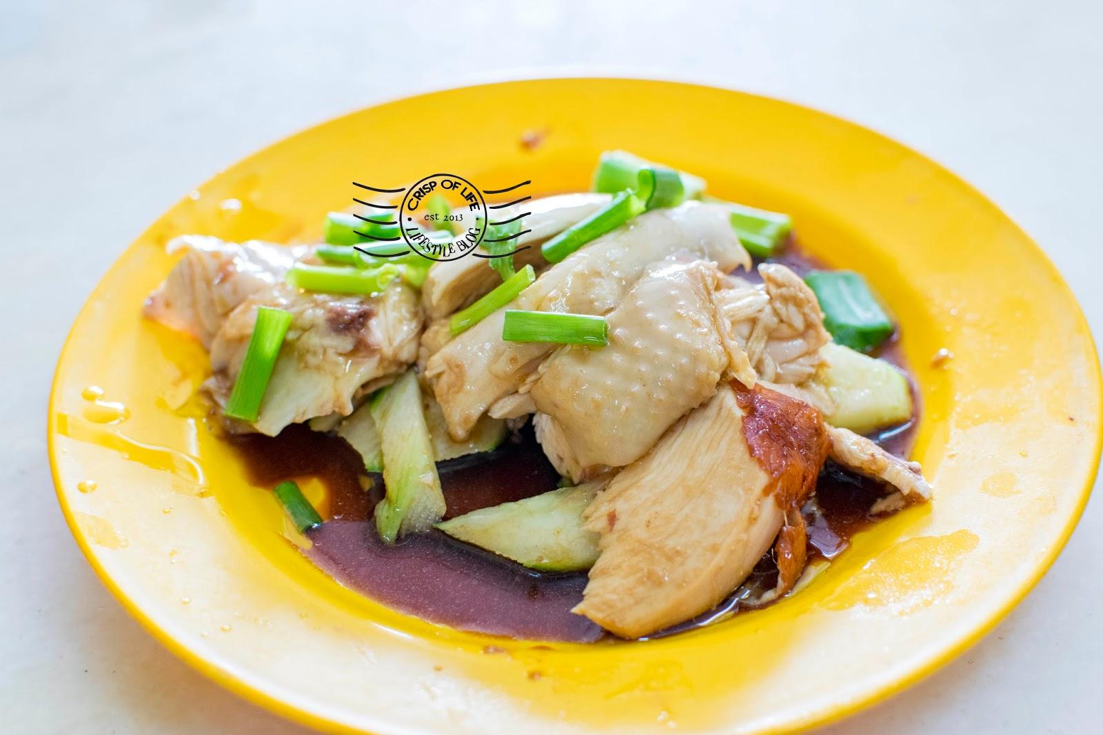 Fatty Boy Chicken Rice Jalan Burmah Penang