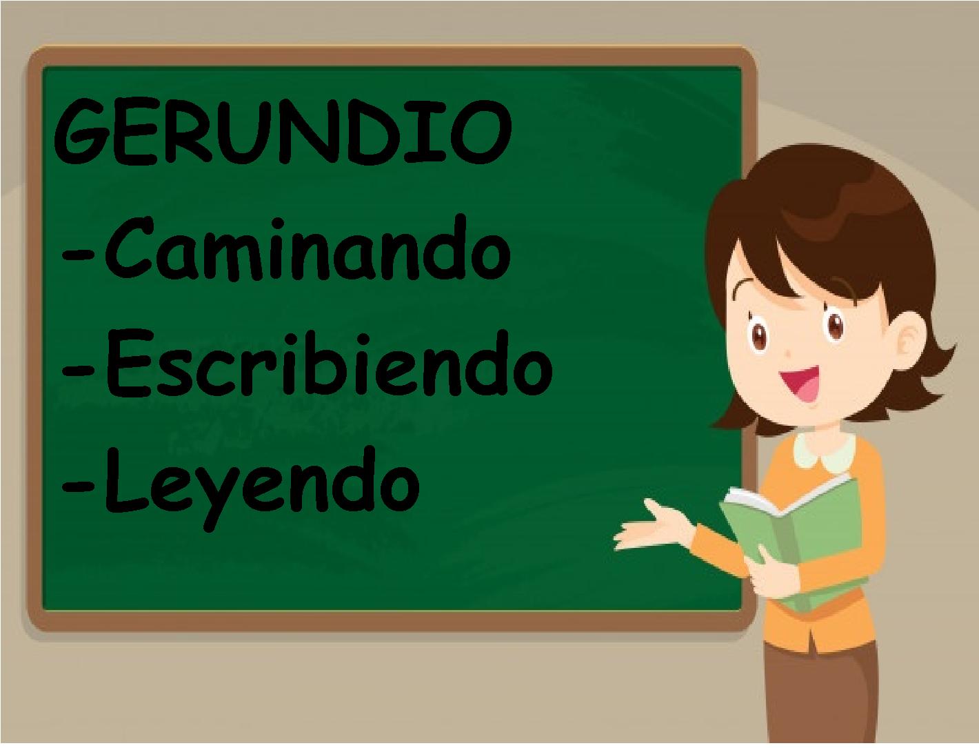 El Gerundio Puro Tip Artículos Y Publicaciones Masters Y Cursos