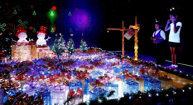 【聖誕好節目】挪亞方舟呈獻「玩轉聖誕老人村」 兒童聖誕市集樂趣滿FUN