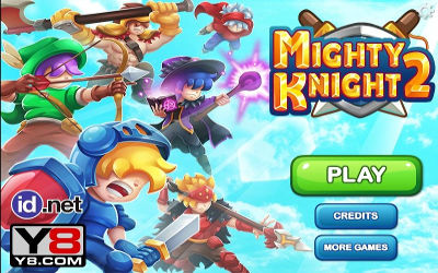 Mighty Knight 2 - Jeu d'Action / RPG sur PC