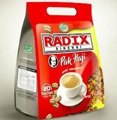 Kopi Sehat Radix dari DISTRIBUTOR RESMI