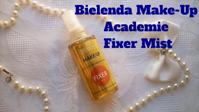 Bielenda Makeup Fixer-Czy to działa?