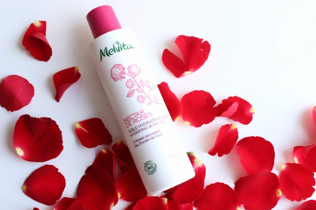 Melvita Rose Nectar Collection