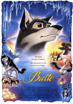 Balto 1995 BRRip 720p Dual Audio In Hindi English ESub