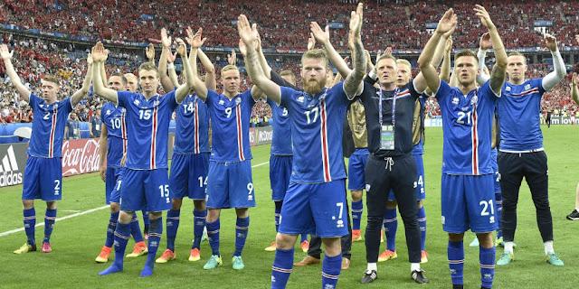 EA Sports ningunea a Islandia