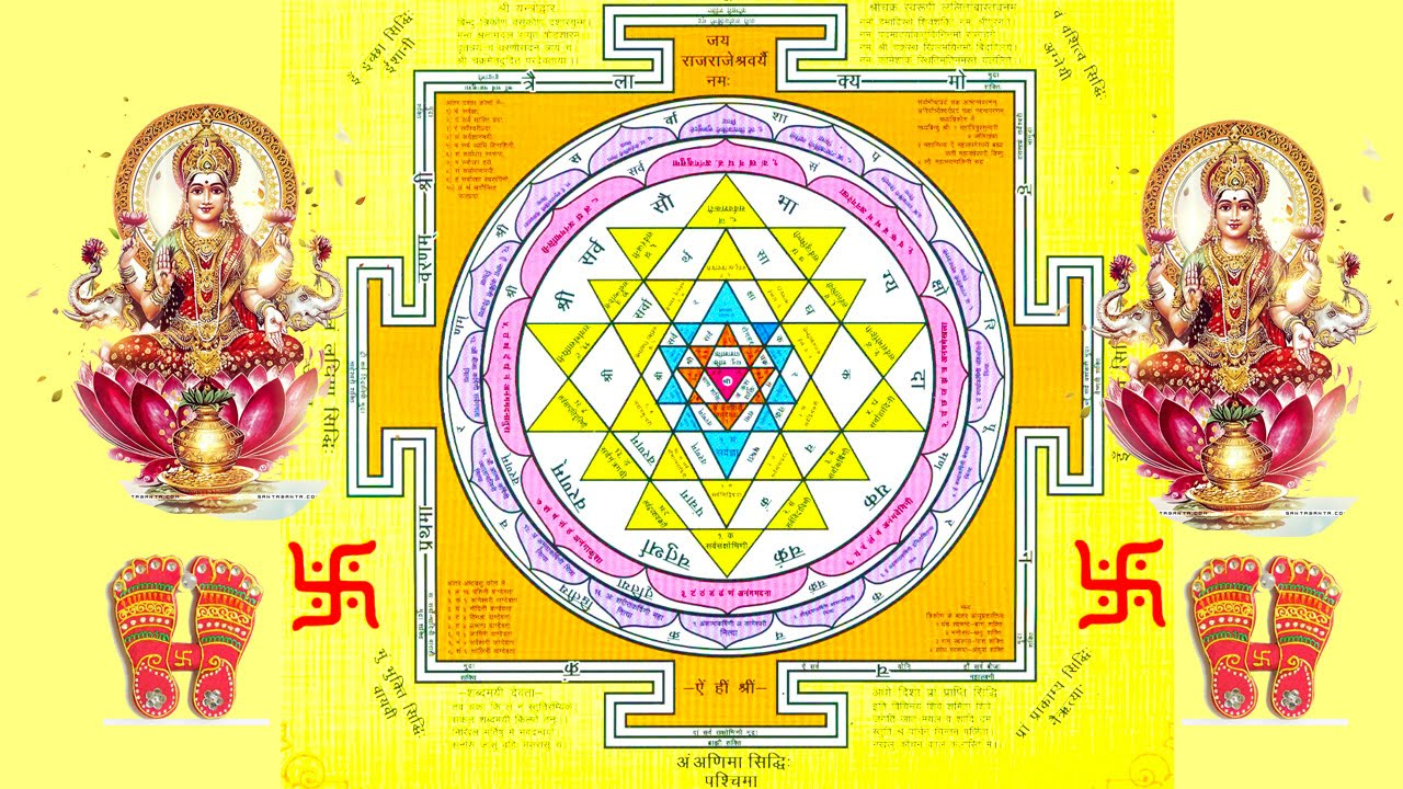 "What is ""Yantra"" - The Meaning of Sacred Design"