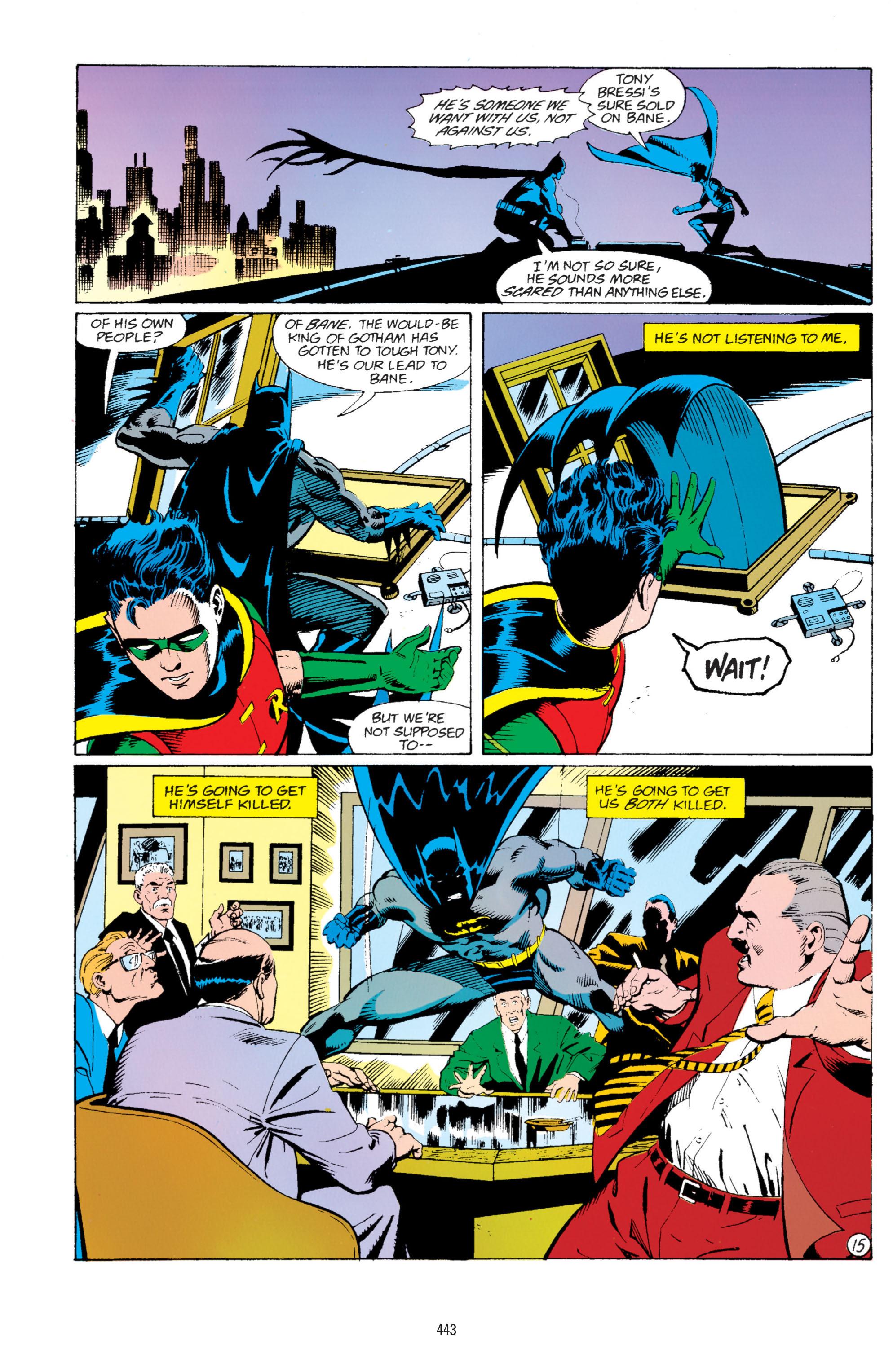 Detective Comics (1937) 665 Page 14