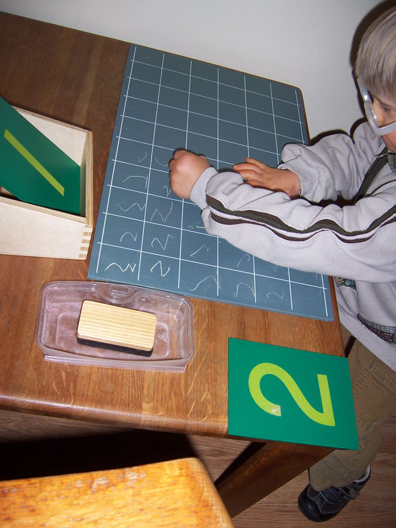 Introduction to Montessori Writing {Montessori on a Budget blog}