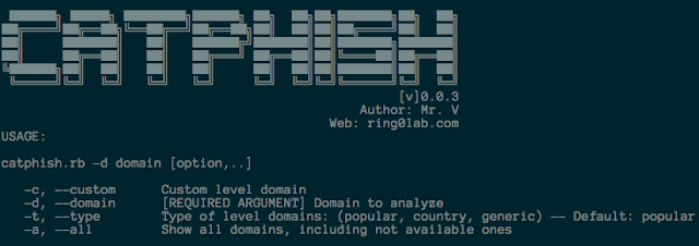 image2 CATPHISH - For Phishing And Corporate Espionage Technology