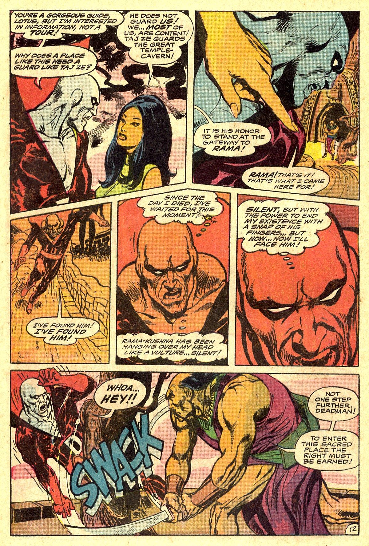 Strange Adventures (1950) issue 216 - Page 16