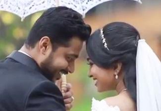 Kerala christian wedding I Antony & Tressy