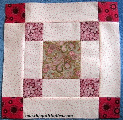 Free Quilt Pattern Block Pennsylvania Quilt Block tutorial