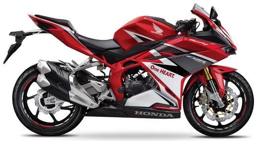Harga Honda CBR 250RR