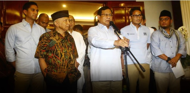 Pelapor Ratna Sarumpaet Yakin Banget Amien Rais dan Prabowo Bakal Tersangka, Ini Jaminannya