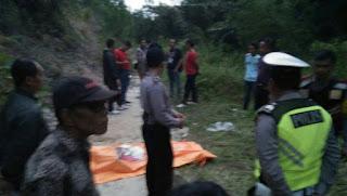 Wanita Yang di temukan Gosong Terbakar Diduga Sedang Hamil