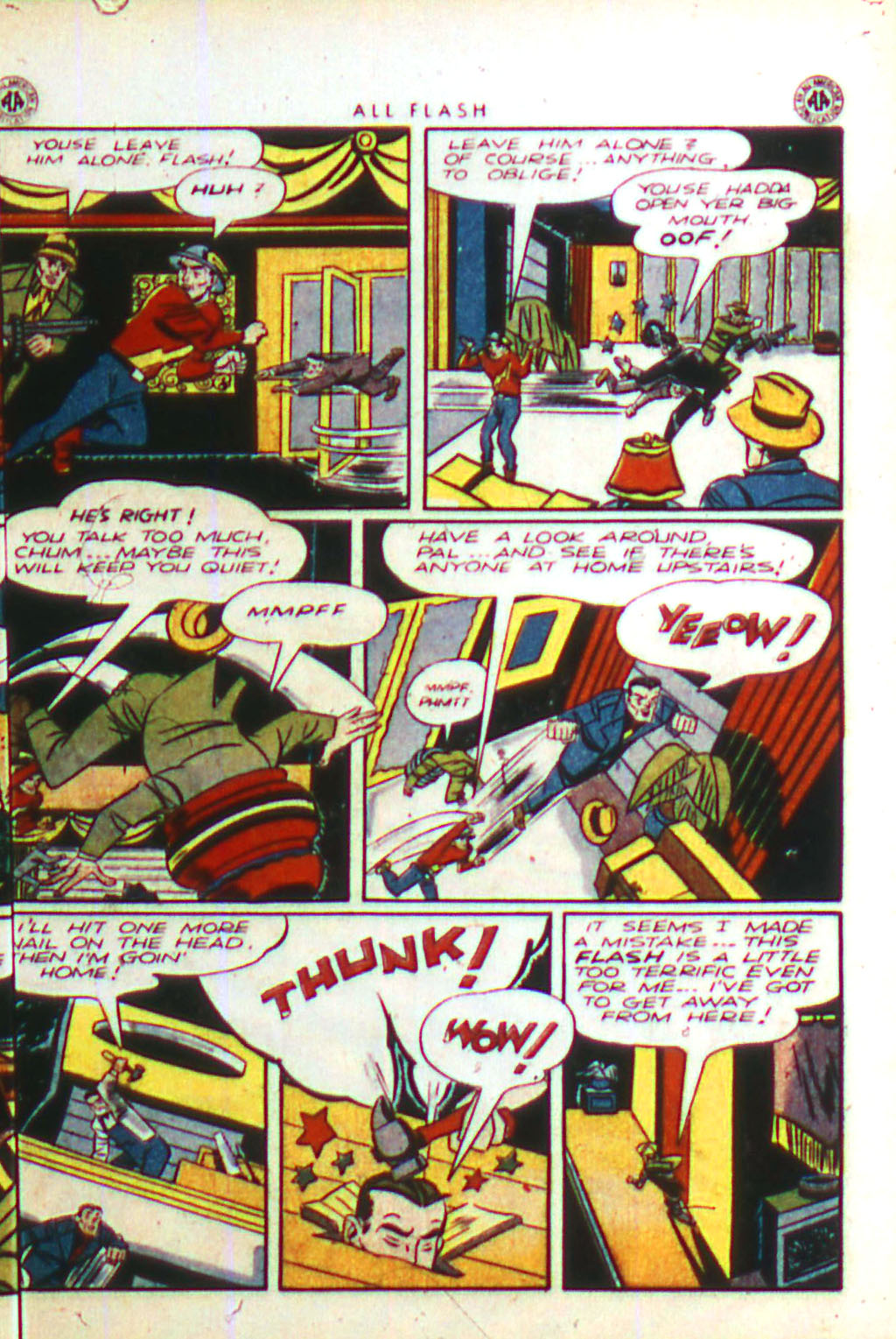 Read online All-Flash comic -  Issue #18 - 9
