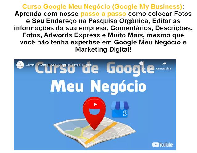 Google Meu Negócio Google Places