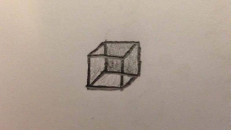 """Cube Test"" Will Reveal Hidden Secrets About Your Personality"