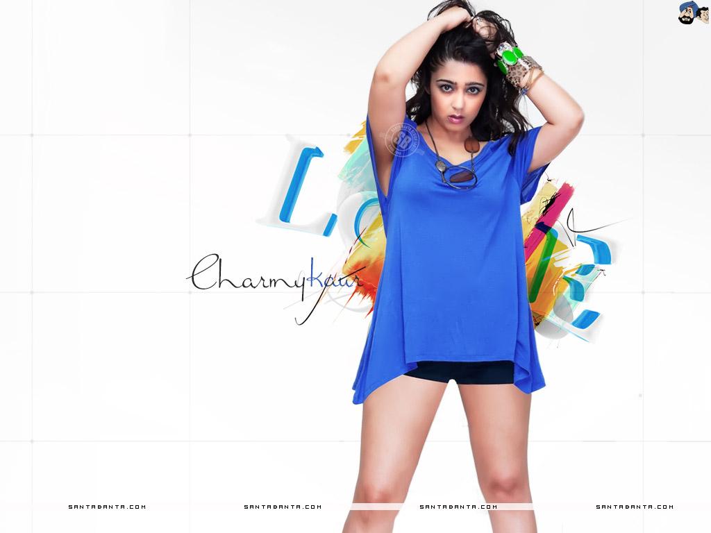 Charmi Kaur Huge Breasted Telugu Actress All Nude And -1335