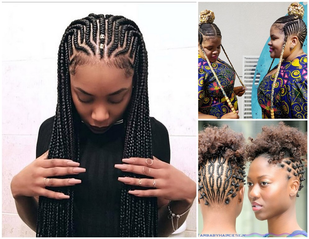 Awesome Braided Hairstyles : 2018 All Time Beautiful Styles ...