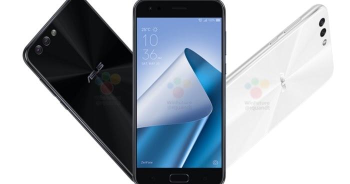 Smartphones Asus Zenfone 4