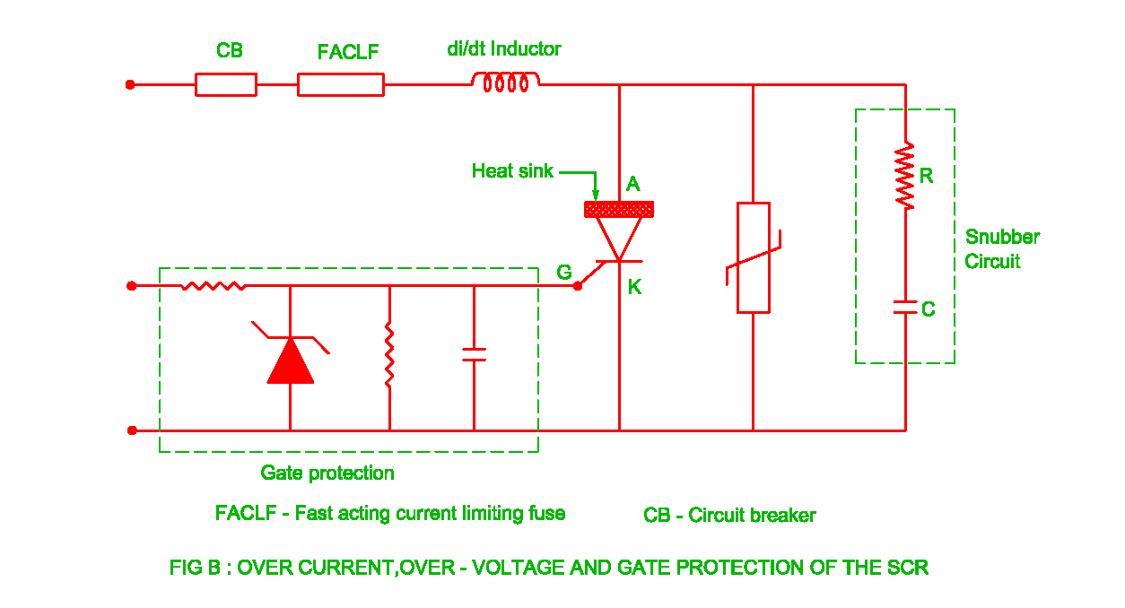 Gate Protection Electrical Revolution L Filter Circuit Diagram Combined