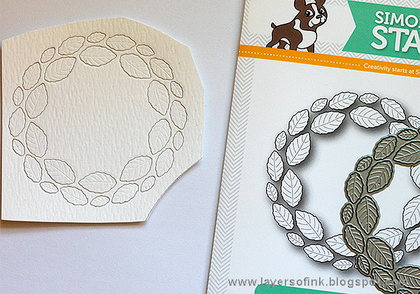 Layers of ink - Perfection Art Journal Page Tutorial by Anna-Karin Evaldsson for the SSS Sending Sunshine Release Blog Hop