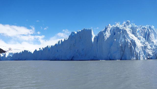 Glaciar Perito Moreno - Maior geleira em extensão horizontal do mundo