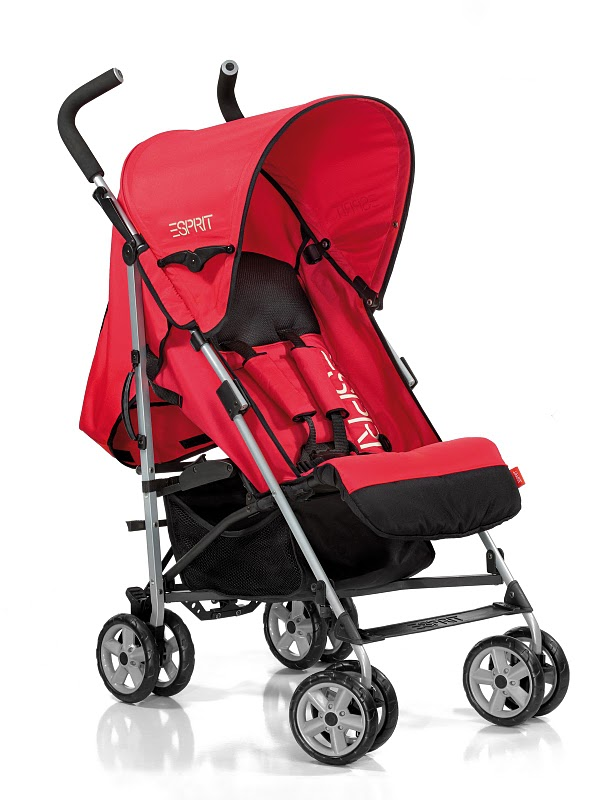 Chicco Liteway Plus Travel System Red And Black