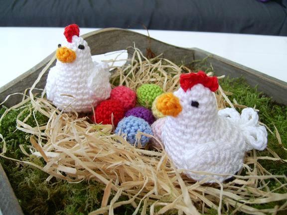 Lindevrouwsweb Haakpatronen Voor Pasen