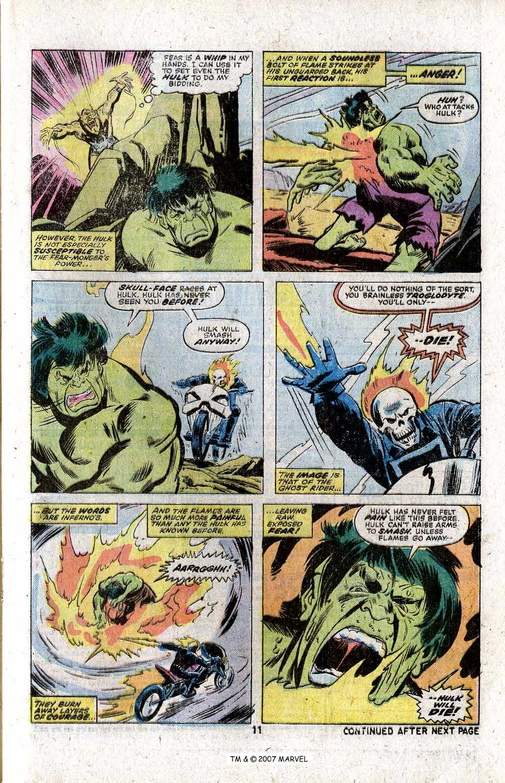 Ghost Rider (1973) Issue #11 #11 - English 13