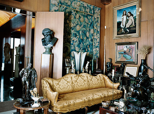 The Collection of Paintings of Yves Saint Laurent Will Be Auction