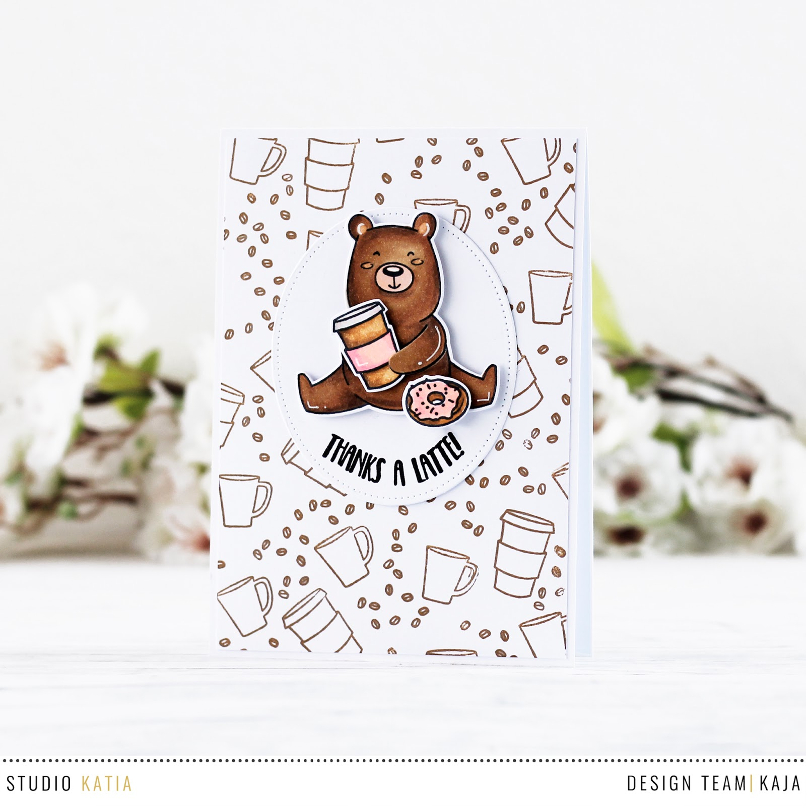 Coffee lovers blog hop | STUDIO KATIA