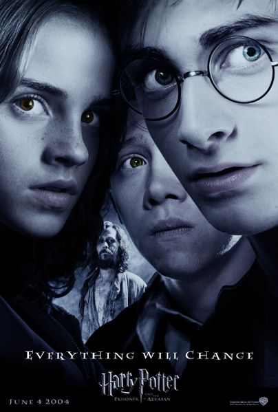 Harry Potter Prisoner Azkaban poster