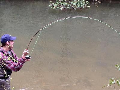 Pat Kellner, Texas Freshwater Fly Fishing, TFFF, Fly Fishing Texas, Texas Fly Fishing, Bamboo Fly Rod, P. H. Kellner