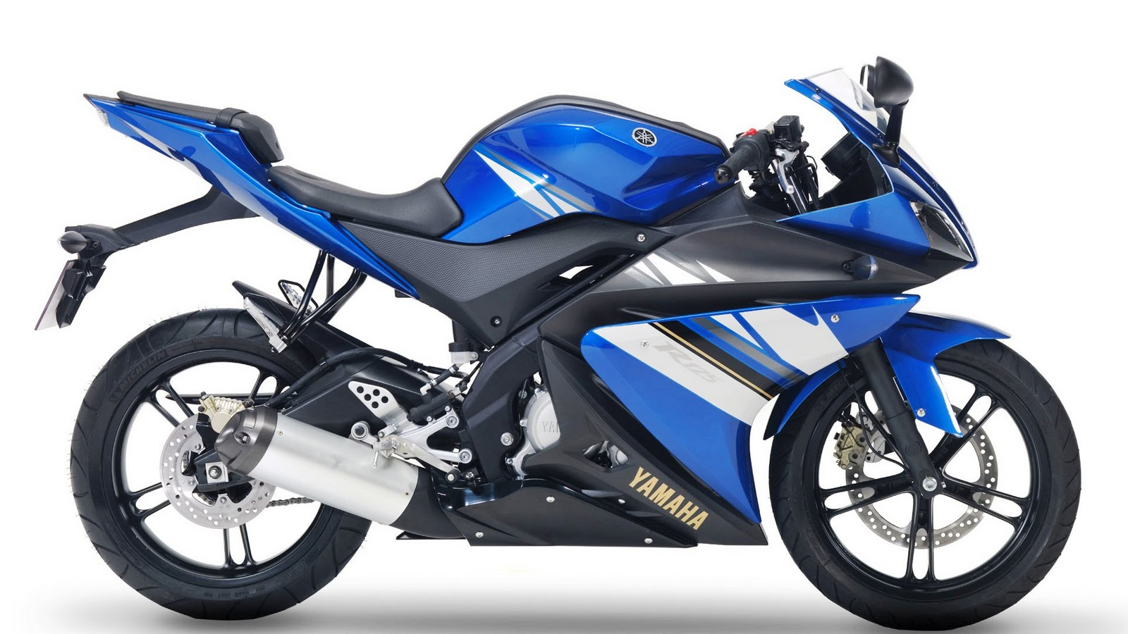 full hd exotic car wallpapers 2008 yamaha yzf r125. Black Bedroom Furniture Sets. Home Design Ideas
