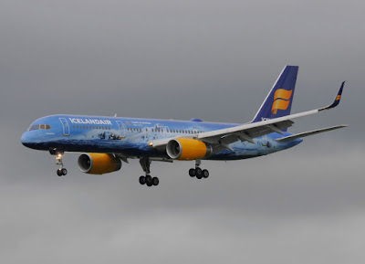 Icelandair Boeing 757-256 TF-FIR