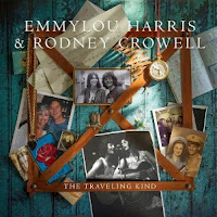 Disco EMMYLOU HARRIS & RODNEY CROWELL - The traveling kind