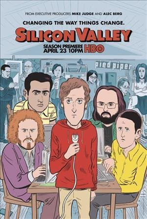 Silicon Valley - 4ª Temporada Séries Torrent Download capa